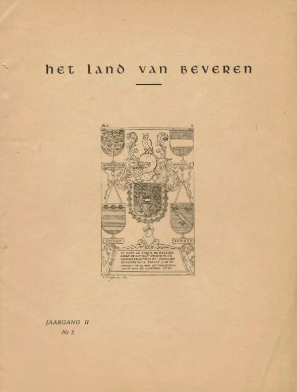 Cover of Jaargang (02) II - Nr.2