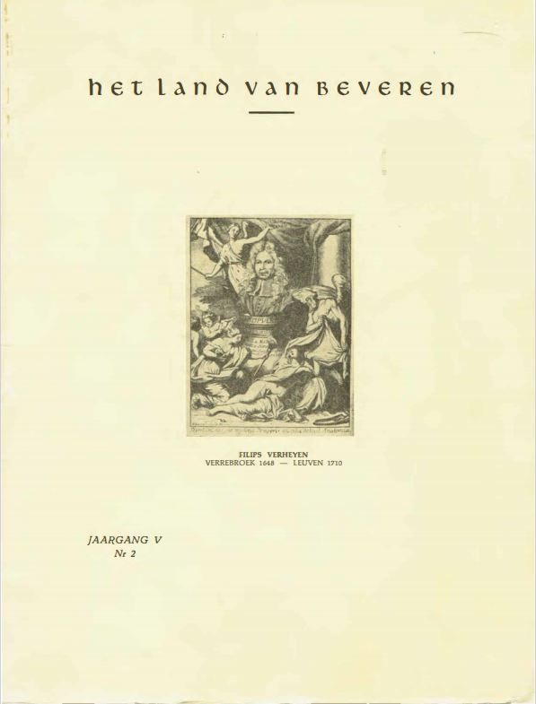 Cover of Jaargang (05) V - Nr.2