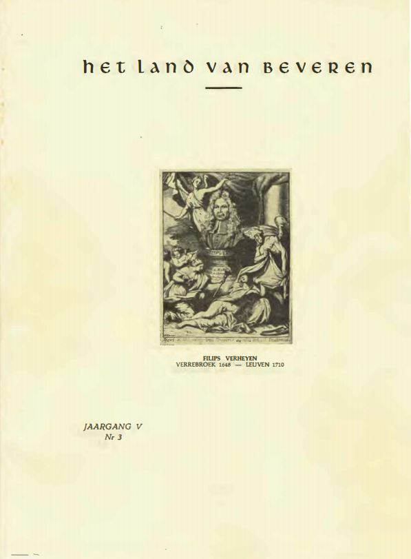 Cover of Jaargang (05) V - Nr.3